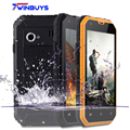 Forest Panthers M2 Waterproof Shockproof Phone IP68 3000mah 4.5inch Gorilla glass Android 6.0 MTK6572 Dual Core 5MP mobile phone