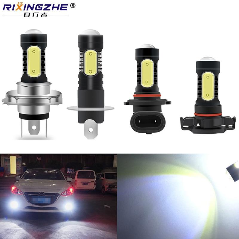 Helpful 2pcs Car Led H4 H7 H8 H11 9006 Hb4 9005 Hb3 Fog Lights Bulb 7.5w Cob White Car Headlight Bulb Driving Led Lamps 12v Car Lights Automobiles & Motorcycles