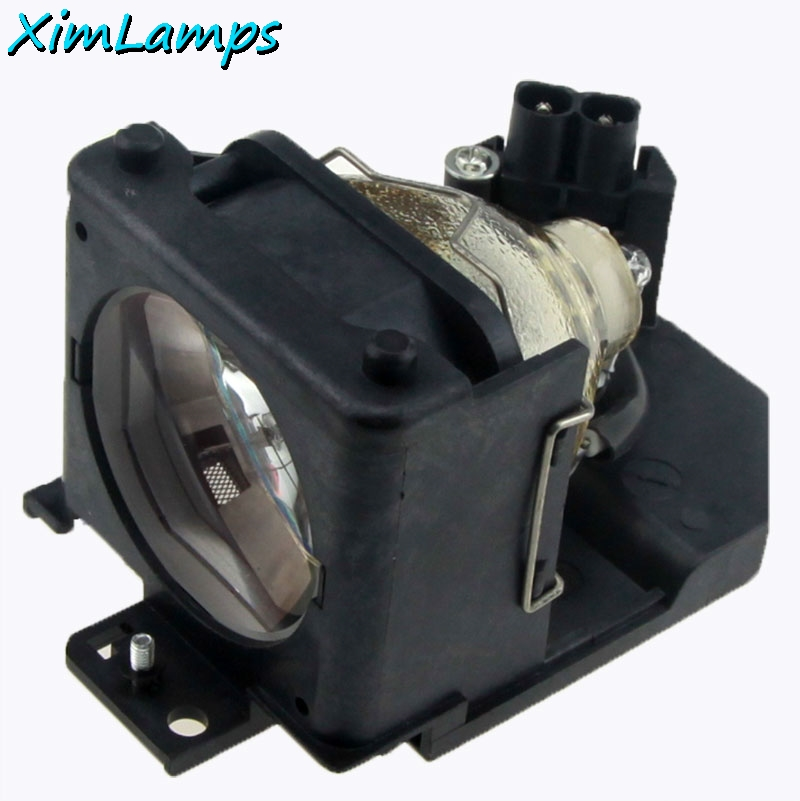 ФОТО DT00701 Replacement Projector lamp with Housing for HITACHI CP-HS980 CP-HX990 CP-RS55 CP-RS56 CP-RS56+ CP-RS57 CP-RX61+ PJ-LC7