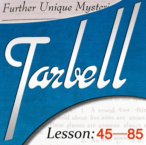 Tarbell Vol.45 - Vol.85 By Dan Harlan Magic tricks dmz vol 09