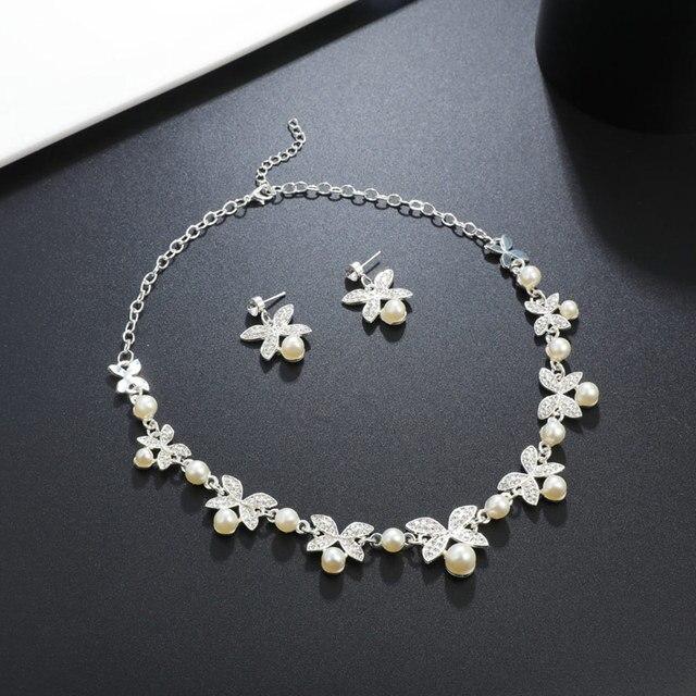 eb93ef2ec7 Pearl Jewellery Sets | rozamax women accessories