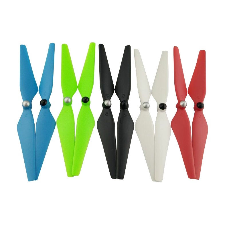 2 Pairs / Set DJI Phantom 3 RC Drone Accessories 9450 Propeller for CX-20 CX20 / XIRO Xplorer Drone Propeller Blades Spare Parts