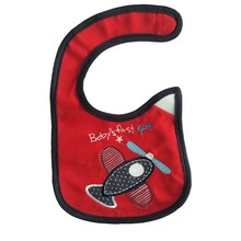 Baby Bibs Cute Cartoon Pattern Toddler