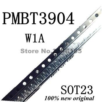 PMBT3904 SOT23 W1A 10pcs תיקון טרנזיסטור 100% חדש מקורי