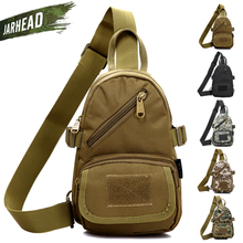 Shoulder-Bag Chest-Backpack Military Tactical Outdoor Walking Camouflage Sport Riding