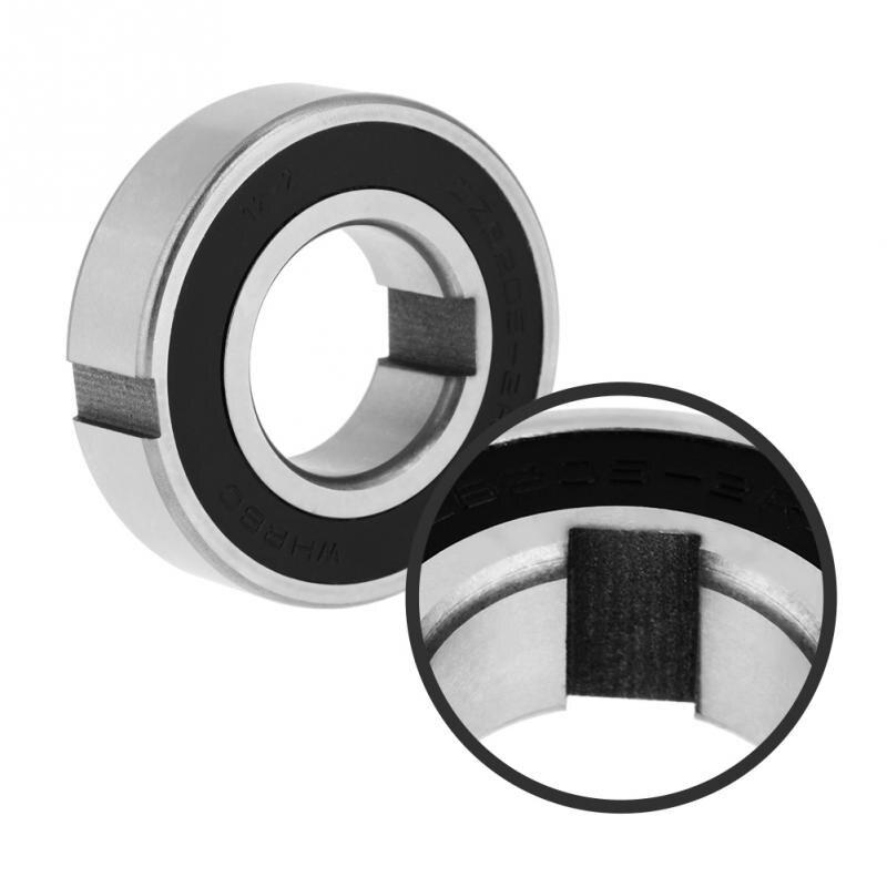 CSK25PP One Way Clutch Dual Keyway Bearing 25 x 52 x 15mm