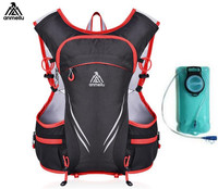 ANMEILU 5L Running Bag Hydration Vest Outdoor Sport Bag Hydration Vest Camping Sport Backpack Trail Running Marathon Bag
