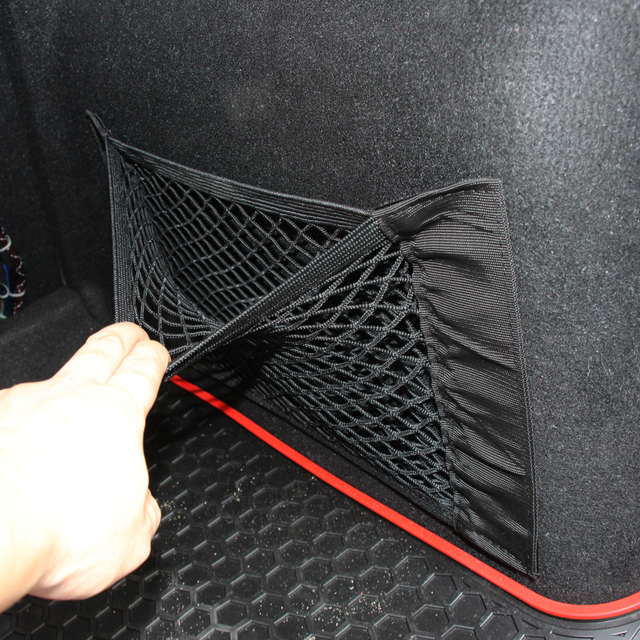 Car Trunk luggage Net For Opel Astra H G J Insignia Mokka Corsa For Renault Duster Iaguna Megane 2 Logan Clio Captur Accessories