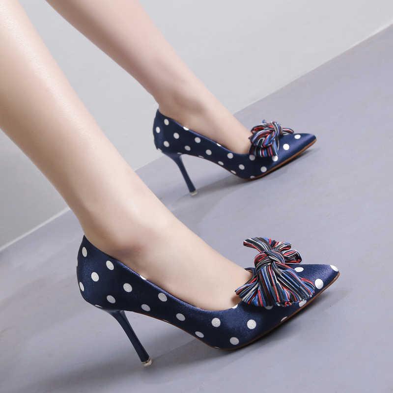 grandes variedades mejores marcas venta outlet 9 cm Stiletto tacones Altos Zapatos verdes para mujer boda ...