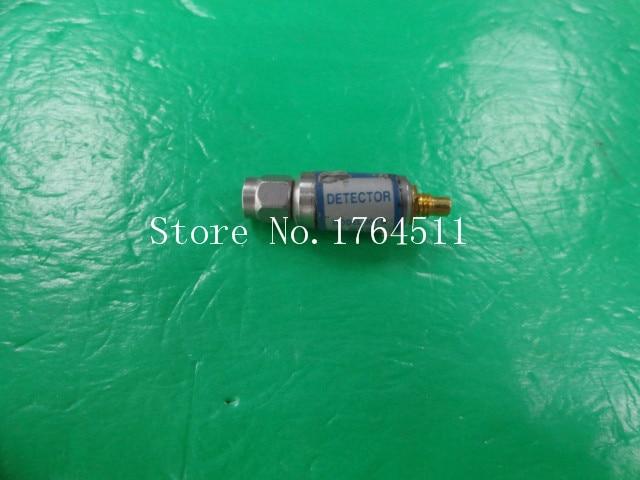 [BELLA] RF Coaxial Detector KRYTAR D104 2-12.4GHZ SMC-SMA