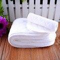 Envío gratis 10 unids cáñamo insertos pañal de tela lavable reutilizable y transpirable pañal de tela de bambú insertar bebé recién nacido en forma