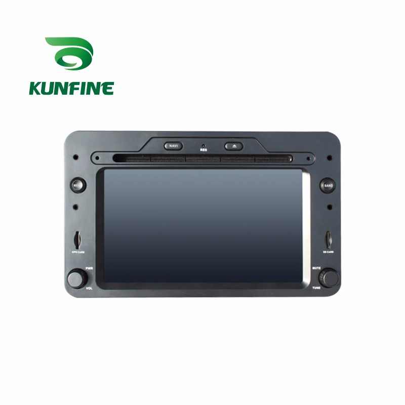 Car Stereo DVD Player GPS Navigation forAlfa Romeo Spider (2006 onwards) Radio1