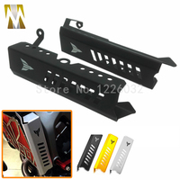 Motorcycle Aluminum Radiator Side Cover Guard Protection Black For Yamaha MT09 MT 09 FZ09 FZ 09
