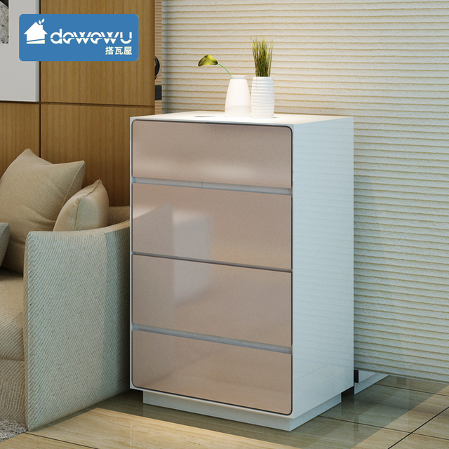 Tile Take Drawers IKEA Bedroom Modern Minimalist Living Room Paint Lockers  Cabinet Drawers Furniture Continental Cheap