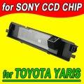Para Toyota Yaris coche de visión trasera una copia de seguridad para estacionarse en reversa cámara PAL NTSC Impermeable envío libre (opcional)