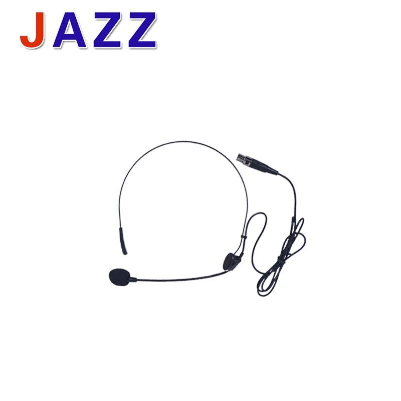 Packet Mail Black head microphone 3.5 socket, speech host
