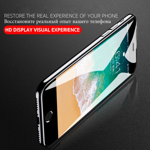 Image 5 - Vothoon Screen Protector Glass For iphone Xs Max XR 8 7 6s Plus 10D Full Cover edge Tempered Glass Protective