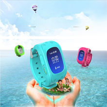 OLED Touch Screen 2G Sim Card GPS+LBS Position Fitness Management Kids GPS Smart Watch Pedometer Heart Rate Child Smartwatches(China)