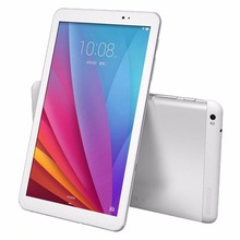 Оригинал Huawei Mediapad T1 10 T1-A23L планшет 9.6 дюймов процессор Snapdragon MSM8916 Quad ядро Android 4.4 планшеты 2 ГБ/16 ГБ Emotion UI 3.0 Tablet PC GPS
