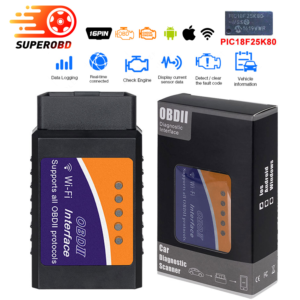 Top 9 Most Popular Elm327 Wifi Iphon Brands And Get Free Shipping