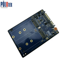 IT-GO адаптер 2x NGFF M.2 и USB3.0 на 22pin SATA с RAID ADPNG301