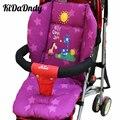 Kidadndy cochecito de bebé cojín del asiento de coche Pad térmico niño transporte cojín de dibujos animados carro cochecito mattresse almohada cubierta LL