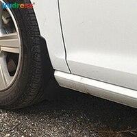 For Volkswagen Golf 7 2014 2015 Mud Flap Guard Mudguard Fenders Splash Flaps splasher splash board tyres Accessories