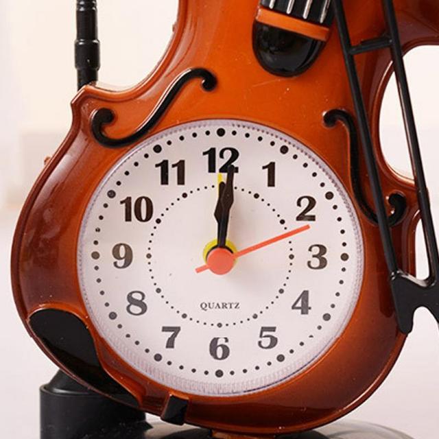 Fule Home Decor Alarm Clocks Creative Clock Practical Calendars Luminova Quiet Sc767 China