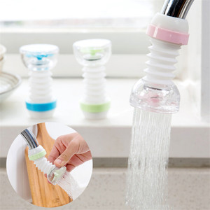 Image 1 - Kitchen faucet splash shower faucet water purifier retractable bending 360 degree rotating water spray filter