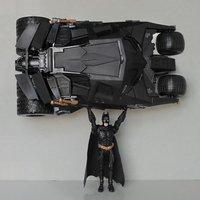 1pcs Set Juguetes DC BATMAN Car Marvel The Dark Knight Mc Bain Avengers Super Hero Aptain