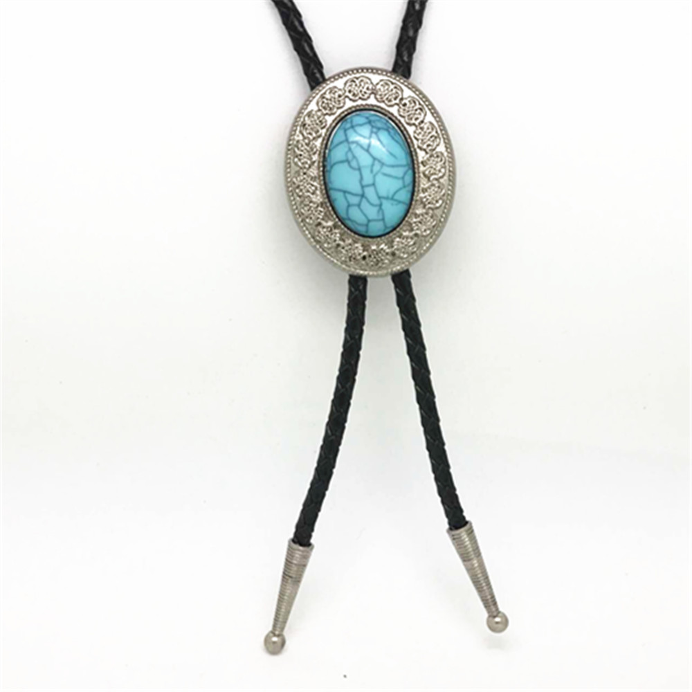 New Europe and America Popular Western Bolo Tie Metal Men ...