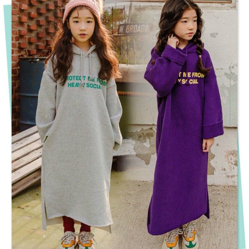 17bc1b354a8 Осенне-зимнее платье для девочек