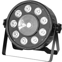 Fast Shipping LED Fat Par 9X10W 1X30W Led Light RGB 3IN1 LED Light Stage DJ Light