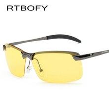 a5a9569832c RTBOFY Car Drivers night vision Goggles Anti glare Polarizer Sunglasses Men  Brand Designer Outdoor Sports Sun glasses 3043-in Sunglasses from Apparel  ...