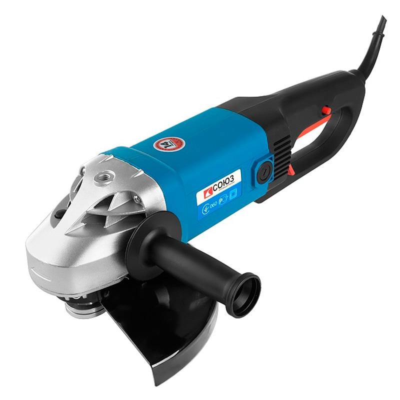 Angle grinder SOYUZ USHS-9024P бра lightstar 801613