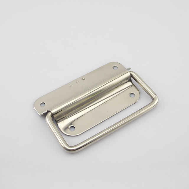 Super JLS épais boîte en acier inoxydable avec la poignée de porte avec  OS89