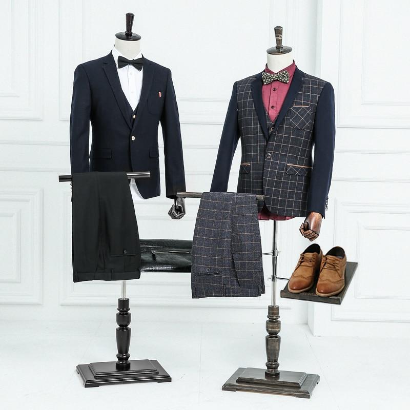 Props male half body mannequin male suit clothes display font b men b font fabric mannequin