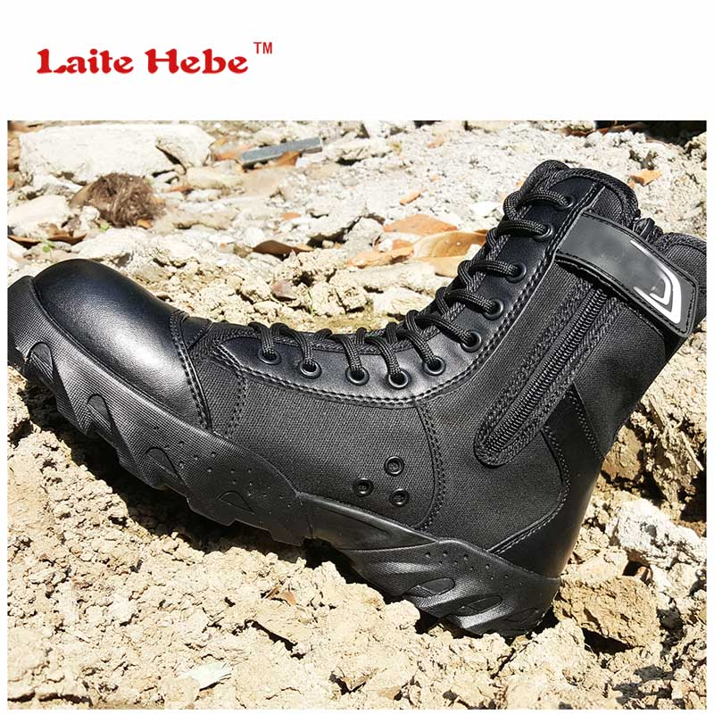 Laite Hebe Delta Boots Tactical Military Stiefel Wüste SWAT