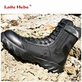 Laite Hebe Delta Tactical Boots Military Boots Desert SWAT American Combat Boots Outdoor Shoes Wearable Boot Hiking CN Size38-46