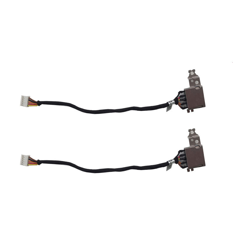 for lenovo t440s power interface head dc jack with cable dc power full tested free shipping