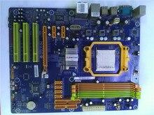 Оригинальный материнская плата TF520-A2 AM2 DDR2 Для Настольных Пк