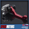 4 side directions foldable folding brake lever for CR CRF 80 85 125 150 250 230 450 R X CRF230F CRF125 CR80 CRF450  CRF250 X CRF