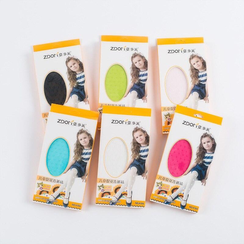 bonbons couleur mickey dentelle enfants collants pour les filles 3 14 ans velours confort enfants - Collants Colors