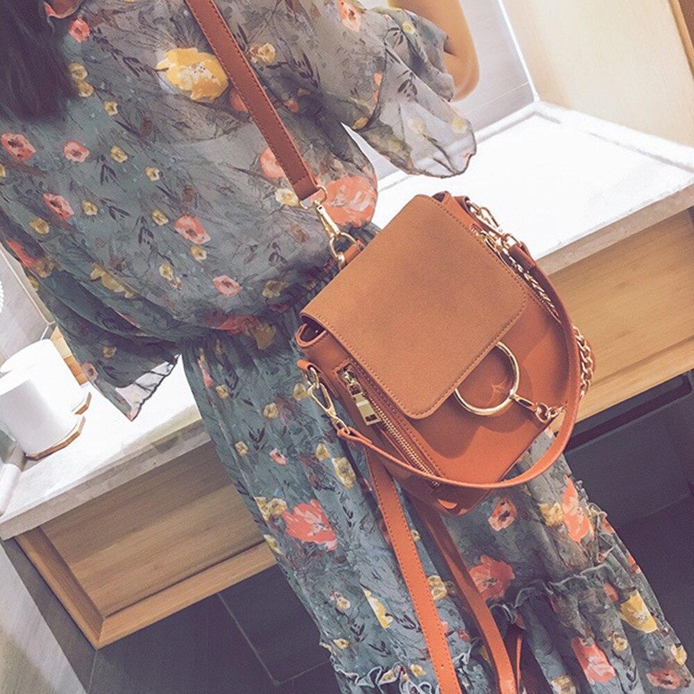 blu Marca Designer Daypacks Main brown Crossbody A Moda Elaborazione Qualità Nero Scrub Famoso Bag Di Dell'unità bianco Cuoio Sac Delle Donne Il Catene Alta Aelicy Casual Signore TSU1W4
