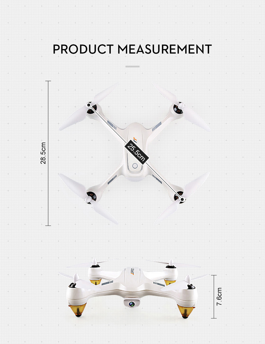 JJRC JJPRO X3 GPS Drone with Camera 1080P RC Quadcopter Profissional Brushless Motor 00mAh Battery GPS Positioning 20