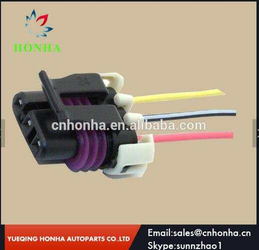 US $15.99  3 Way LS1 LT1 3 MAF M Air Flow Sensor Connector Pigtail on