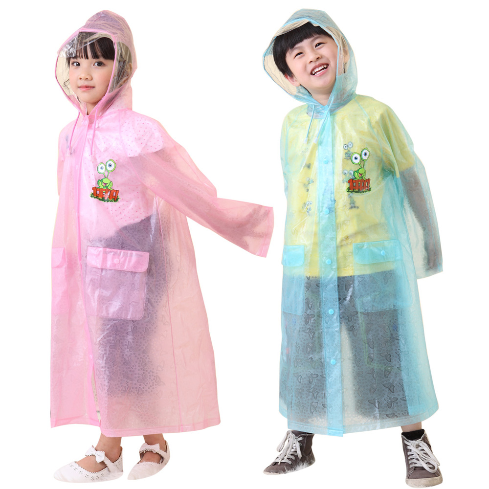 Compare Prices on Transparent Raincoat for Kids- Online Shopping ...
