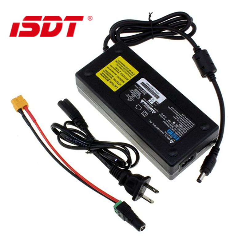 12V 250W 10A Power Adapter with Charging Cable For ISDT SC-608 Charger For Lipo Battery Rechargeable Spare Part Drone Quadcopter