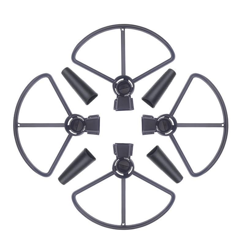 For DJI Spark Propeller Guard Propeller Protection Bumper Heightened Landing Gear Holder For DJI Spark Accessories