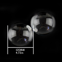1Piece 120mm K9 Crystal Dome Paperweight For Home Improvement Exquisite Best Seller